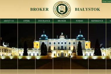 Podlaska Kancelaria Brokerska - Ubezpieczenia Towaru Białystok