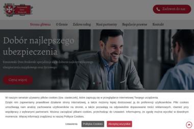 Rzeszowski Dom Brokerski, Artur Wilk - Ubezpieczenia na życie Rzeszów