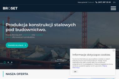 Broset Sp. z o.o. Przedsiębiorstwo Wielobranżowe - Skład budowlany Wałcz