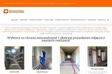 Brzostowski Instalacje Sanitarne i Grzewcze - Kotły na Ekogroszek Kleosin