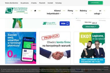 Bank Spółdzielczy Ziemi Kraśnickiej w Kraśniku Ekspozytura w Stalowej Woli (Zakład Energetyczny) - Kredyt Stalowa Wola