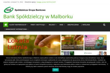 Bank Spółdzielczy w Malborku Punkt Kasowy w Wilczętach - Doradztwo Kredytowe Wilczęta