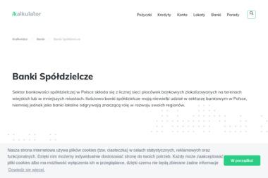 Bank Spółdzielczy w Przemkowie Filia Nowe Miasteczko - Pośrednicy Kredytowi Nowe Miasteczko