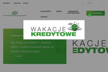 Bank Spółdzielczy w Starogardzie Gdańskim Oddział w Lipuszu - Doradcy Finansowi Lipusz