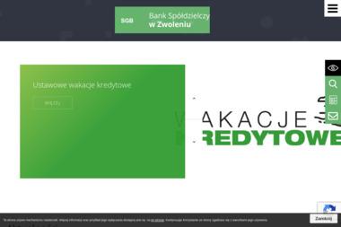 Bank Spółdzielczy w Zwoleniu Oddział Przyłęk - Doradztwo Kredytowe Przyłęk