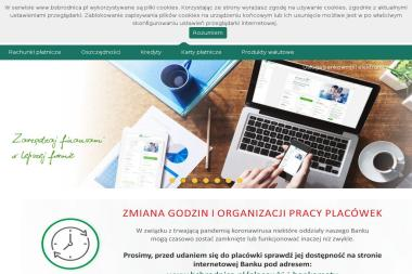 Bank Spółdzielczy w Brodnicy Filia Wąbrzeźno - Kredyt Wąbrzeźno