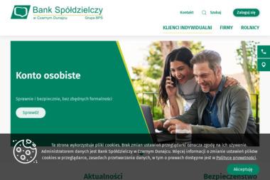 Bank Spółdzielczy w Czarnym Dunajcu Filia w Cichem - Kredyt Ciche
