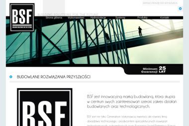 Bsf Sp. z o.o. - Usługi Betoniarskie Marki