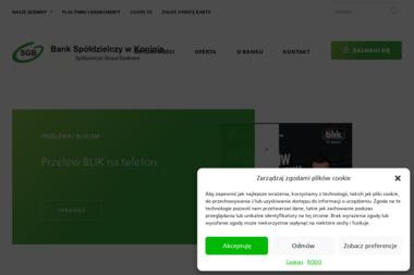 Bank Spółdzielczy w Koninie Oddział Wilczyn - Kredyt Wilczyn