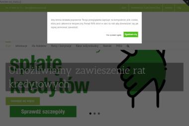 Bank Spółdzielczy w Kowalewie Pomorskim Oddział Radomin - Kredyt Radomin