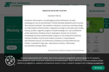 Bank Spółdzielczy w Krasnymstawie Oddział Fajsławice - Kredyt Fajsławice