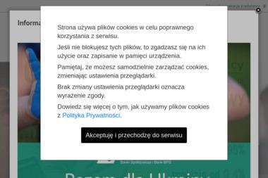 Bank Spółdzielczy w Leśnicy Oddział w Ujeździe - Finanse Ujazd