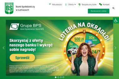 Bank Spółdzielczy w Łomazach Punkt Kasowy Biała Podlaska - Doradcy Kredytowi Biała Podlaska