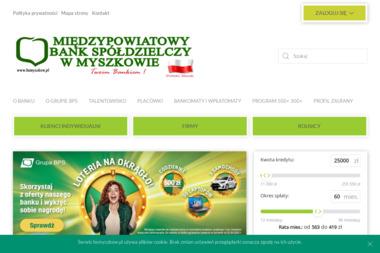 Międzypowiatowy Bank Spółdzielczy w Myszkowie Oddział Woźniki - Doradca Kredytowy Woźniki