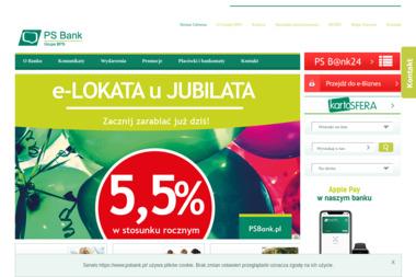 Bank Spółdzielczy w Piasecznie Filia w Mogielnicy - Kredyt Mogielnica
