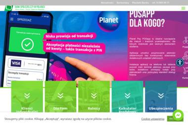 Bank Spółdzielczy w Połańcu (Centrala) - Doradcy Finansowi Połaniec
