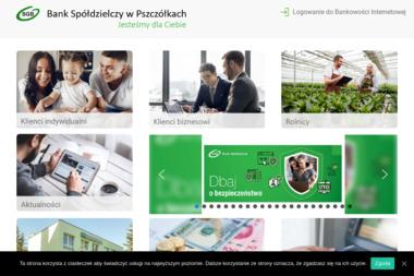 Bank Spółdzielczy w Pszczółkach Filia w Suchym Dębie - Kredyt Suchy Dąb