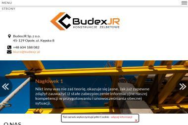 Chojnowski Radosław Firma Usługowa Budex Jr - Wynajem Rusztowania Niemodlin
