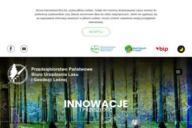 Biuro Urządzania Lasu I Geodezji Leśnej Wydział Produkcyjny w Pile O/Poznań - Geodeta Piła