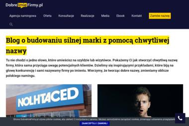 Konrad Buraczewski Copywriting Naming - Agencja marketingowa Rumia