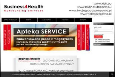 Business4Health Sp. z o.o. - Szkolenia sprzedażowe Toruń