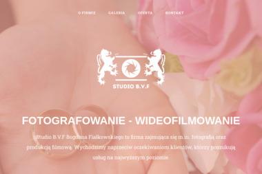 Studio Bvf Bogdan Fiałkowski - Kamerzysta Bolesławiec
