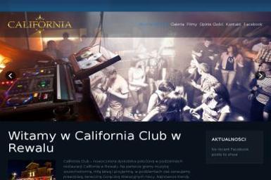 California Restauracja Cafe Disco - Catering Dietetyczny Rewal