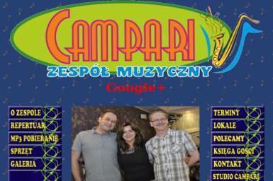 Campari-Zespół Muzyczny - Zespół muzyczny Kędzierzyn-Koźle