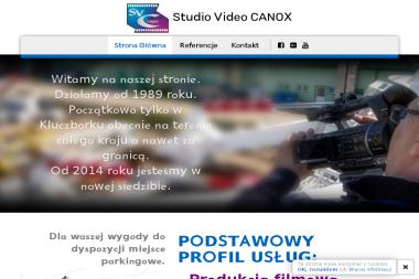 Studio Video Canox - Kamerzysta Kluczbork