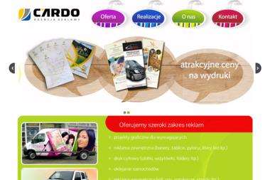 Cardo Agencja Reklamowa Jarosław Łępicki - Agencja marketingowa Wejherowo