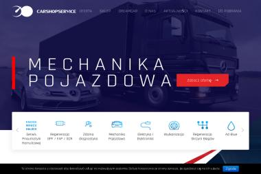 CARSHOPSERVICE - Piaskowanie na Mokro Głogów Małopolski