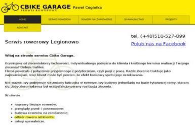 Cbike Garage - Spawacz Legionowo