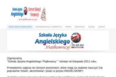 Szkoła Języka Angielskiego. Język angielski, nauka języka angielskiego - Nauczanie Języków Aleksandrów Kujawski