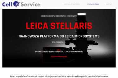Cellservice Leszek Kowalczyk - Serwis RTV Warszawa