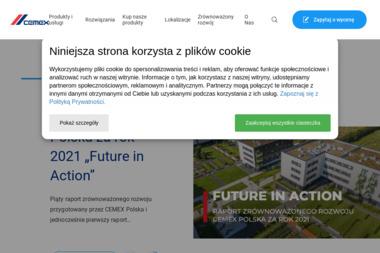 CEMEX Polska Sp. z o.o. Wytwórnia Betonu Towarowego - Skład budowlany Słubice