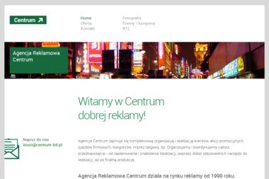 Centrum Agencja Reklamowa Jakubowski Krzysztof - Agencja Reklamowa Kielce