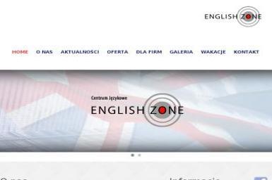 Centrum Językowe English Zone. Szkolenia, zajęcia języka angielskiego, angielski z dojazdem - Nauczyciele angielskiego Strzelce Opolskie