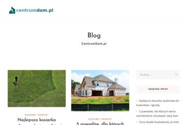 CENTRUM DOM Biuro Nieruchomości - Sprzedaż Nieruchomości Myślenice