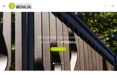 Centrum Ogrodzeń Michalski - Schody Metalowe Zambrów