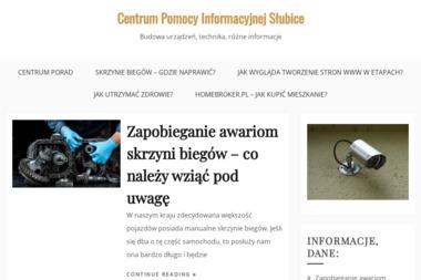 Powiatowe Centrum Pomocy Rodzinie w Słubicach - Pomoc domowa Słubice