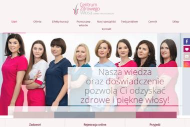 Edyta Pawluś Gabinet Trychologiczny Centrum Zdrowego Włosa - Makijaż Kraków