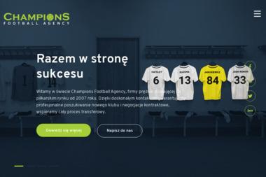 Champions Football Agency Karpiński Michał - Joga Wrocław