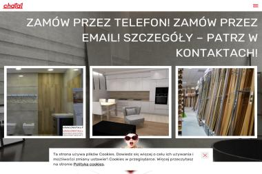 Chata1- Żukowski Puchalski Żynda Sp.J. - Skład budowlany Suwałki