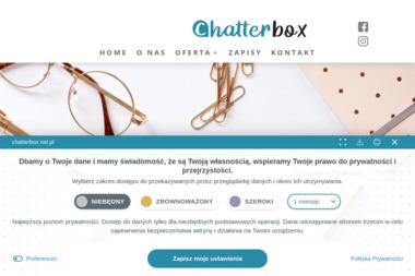 Chatterbox - Akademia Języka Angielskiego - Nauczyciele angielskiego Wejherowo