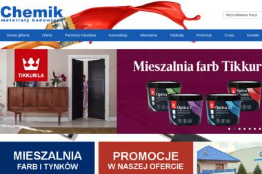 CHEMIK HB oddział Leszno - Wełna mineralna Leszno
