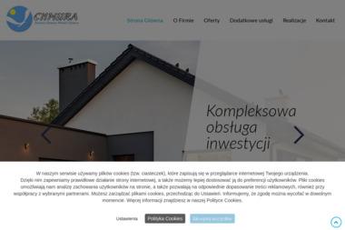 Firma Chmura. Bożena Chmura, Witold Chmura - Projekty Małych Domów Łaziska Górne