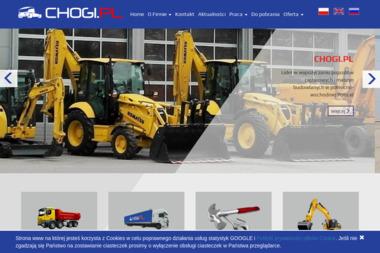 Chogi.pl - Samochody ciężarowe Księżno