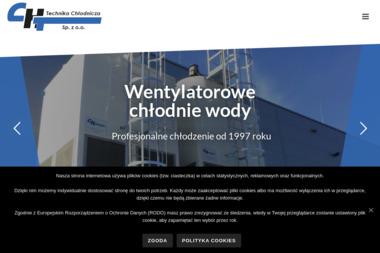 Ch Technika Chłodnicza Sp. z o.o. - Klimatyzacja z Montażem Kolbudy