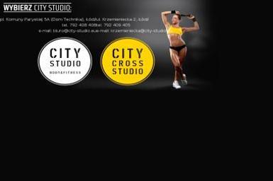 City Studio Body&Fitness. Siłownia, fitness - Trener personalny Łódź
