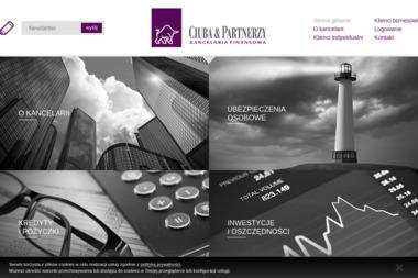 Ciuba & Partnerzy Kancelaria Finansowa - Ubezpieczenia Puławy